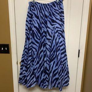 Jessica London's full length skirt size 16